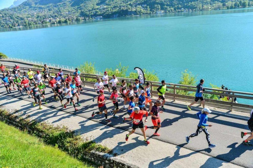 41ème Marathon du Lac d'Annecy