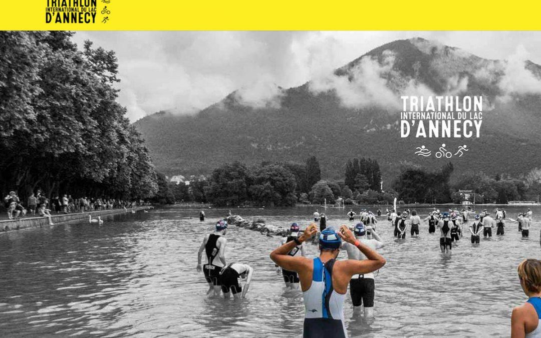 Triathlon International du Lac d'Annecy