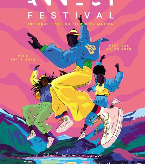 Festival et Marché International du Film d'Animation