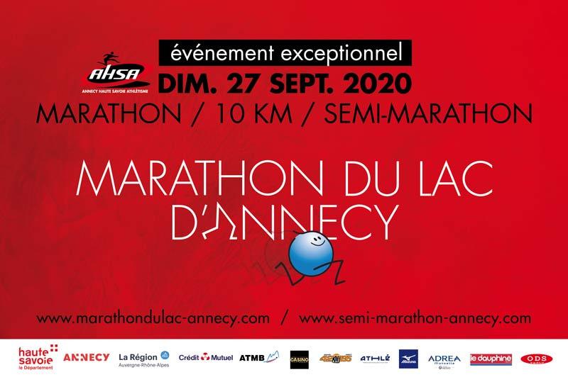 Marathon & 10km du Lac d'Annecy