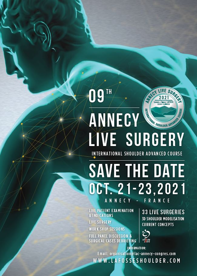 9th Annecy Live Surgery International