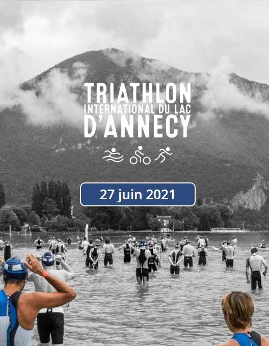 Triathlon International du Lac d'Annecy 2021